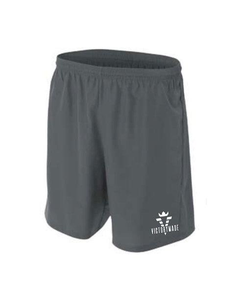 VM Men's Active Shorts -Graphite