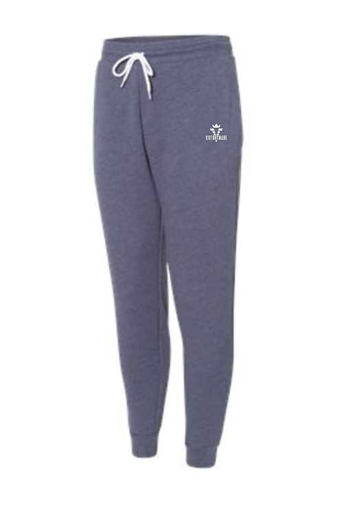 Heather Navy VM Unisex Joggers