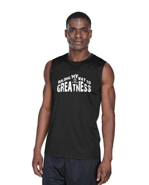 Mens Greatness Performance Tank
