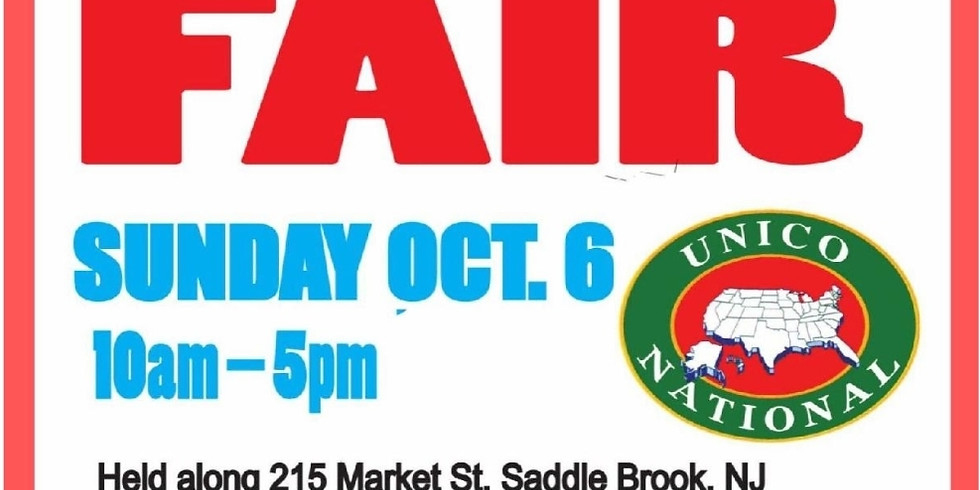 Saddle Brook Street Fair