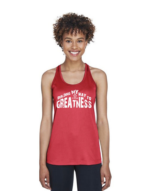 Ladies Greatness Performance Tank