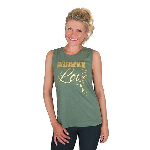 VM LOVE Ladie's Muscle Tank