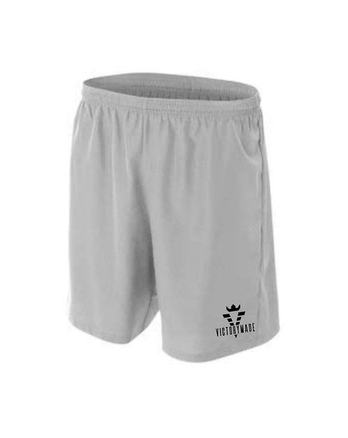 VM Men's Active Shorts - Silver