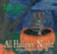 Seasonal All Halow's Night Imperial Porter with Spices