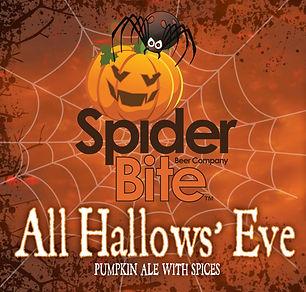 All Hallow's Eve - Seasonal Pimpkin Ale with Spices Logo