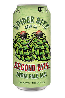 Second Bite - India Pale Ale Can