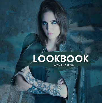 Lookbook woman winter/Rebellion