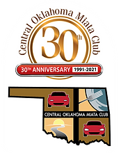 Central Oklahoma Miata Club 30th Anniver