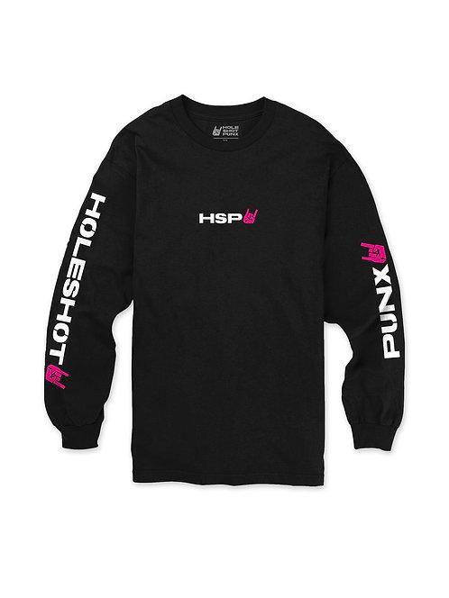HSP TRIGGER Tričko Čierne
