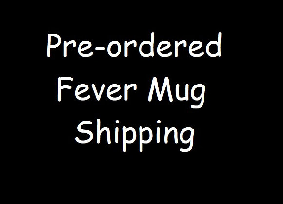 Tiki Fever Mug - Shipping only