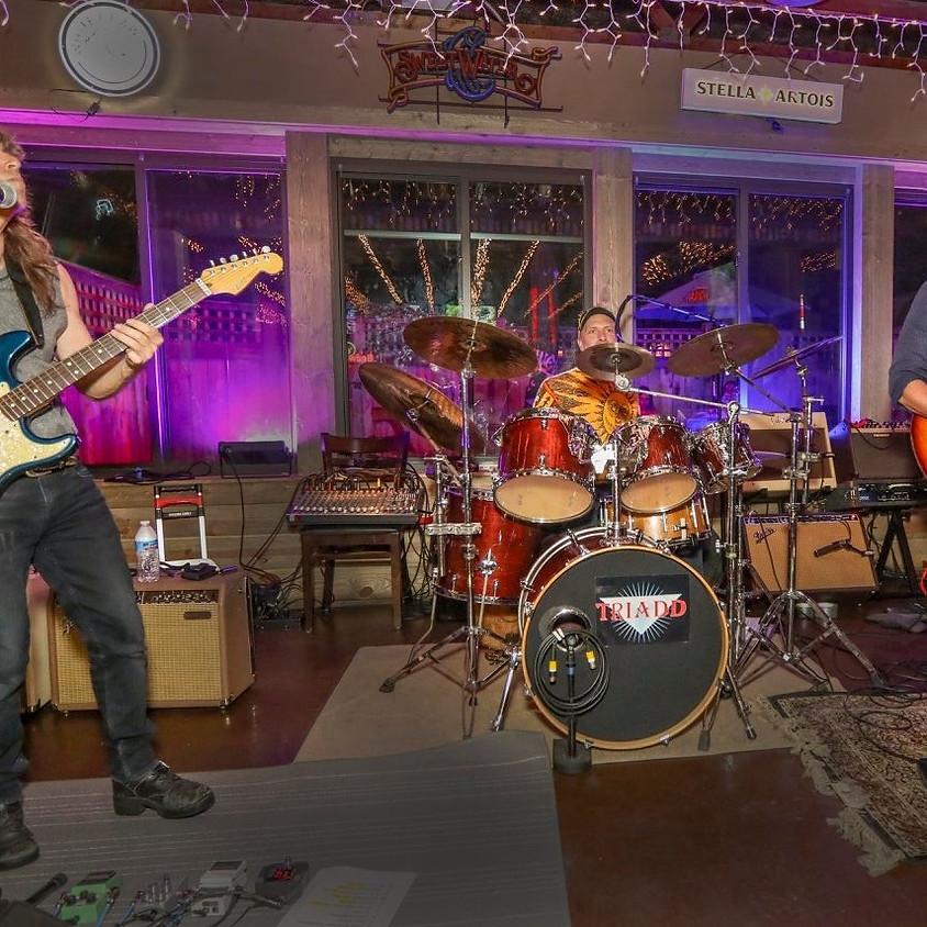 Triadd Live at The Arlington Ale House!