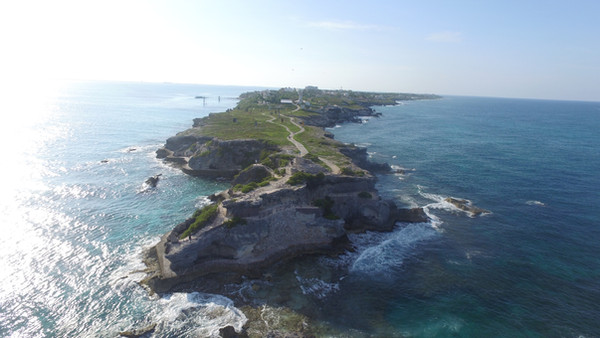 Aereal Isla Mujeres