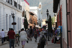 Film Chiapas, Mexico