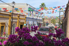 Film in Baja California Mexico