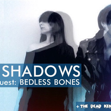 Live Announcement: 27.03.2020 with Shad Shadows | Frankfurt