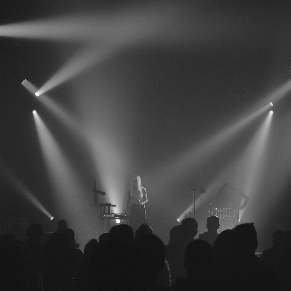 06/10/18 Body Machine Body festival at HALL