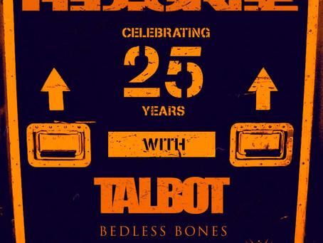 Live with Pedigree and Talbot 19/01/2019 at U3, Tallinn