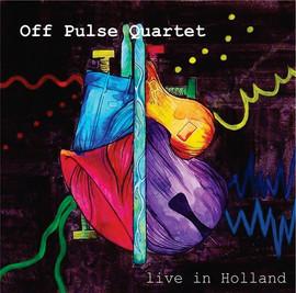 Off Pulse Quartet Album Art