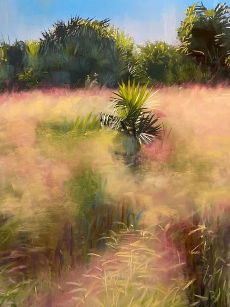 _Autumn Grasses_ Honeymoon Island Pastel
