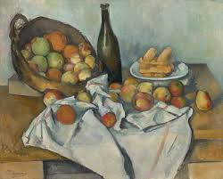 Lessons from Cezanne