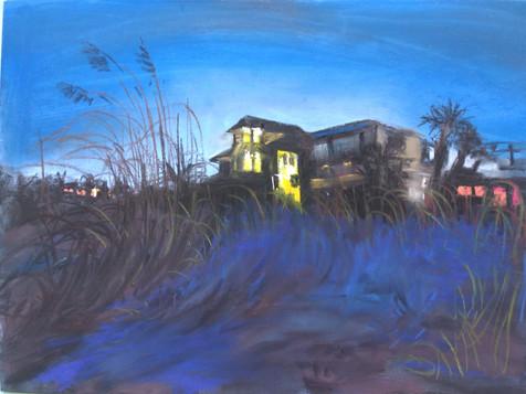 Beach House Nocturne, Shawn Dell Joyce,