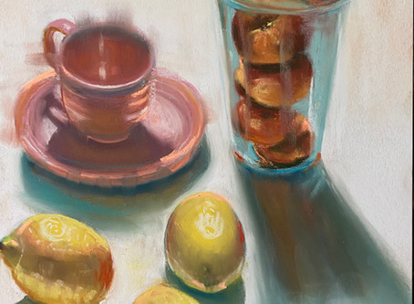 Catching mistakes in your paintings