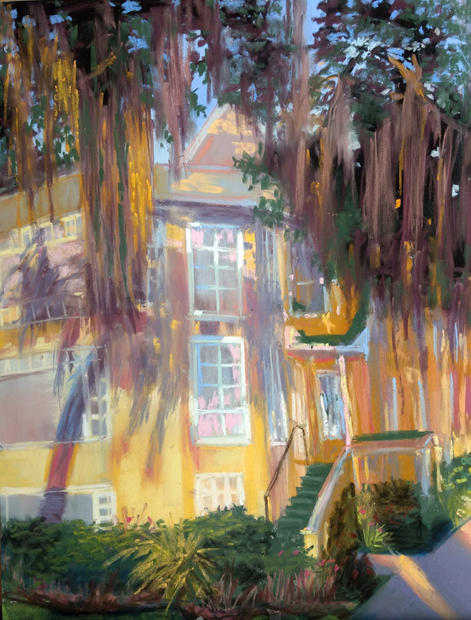 Shadows and Spanish Moss Shawn Dell Joyc