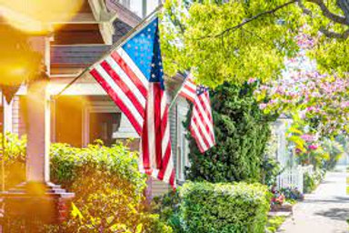 Americana in Pastel