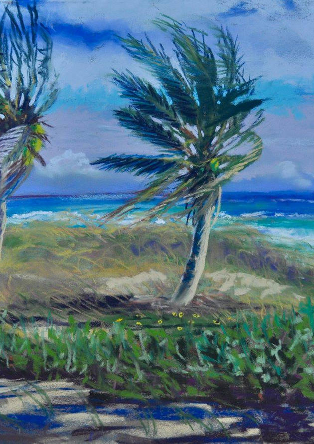 Windy Day on DelRay beach.jpg