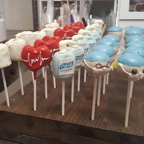 Cake Pops - Quarantine Edition