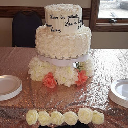 Because on your wedding day, you should