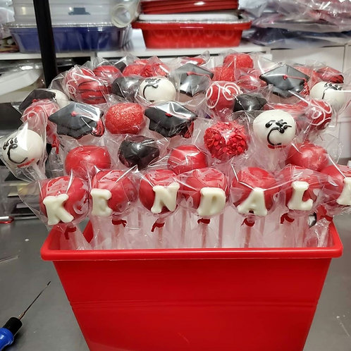 Large All Cake Pop Bouquet