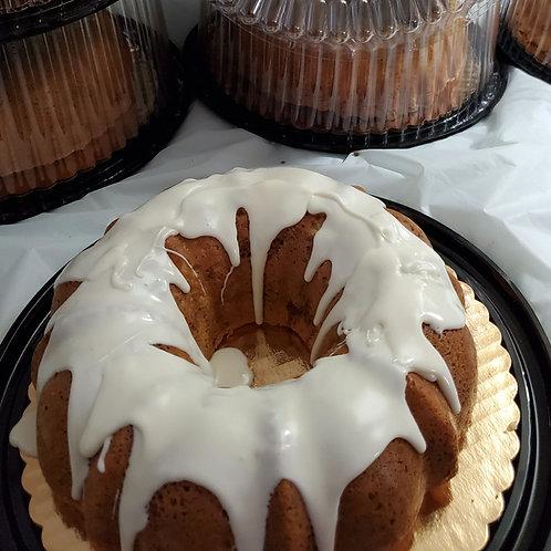 Cinnamon Strudel Coffee Cake