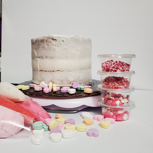 Decorate Your Own Cake
