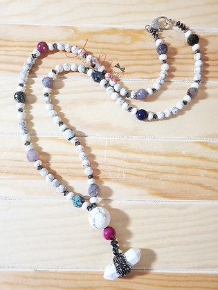 Crisp in Color necklace