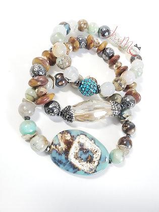 Delilah bracelet set