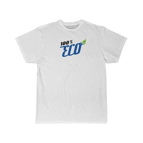 100% ECO Men's Short Sleeve Tee