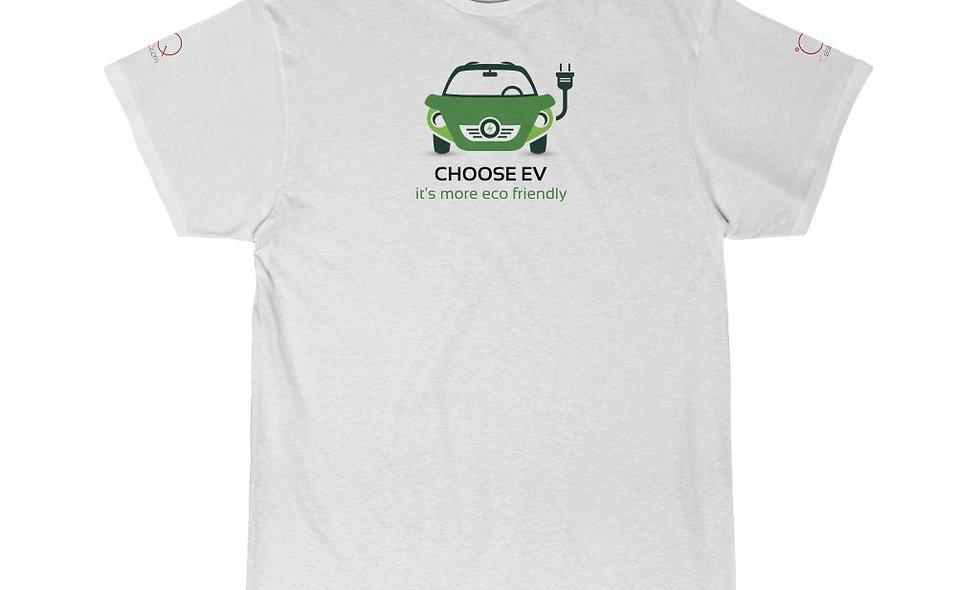 CHOOSE EV Men's Short Sleeve Tee