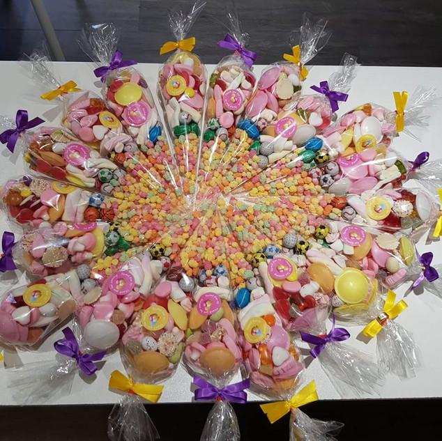 Sweet cones £1