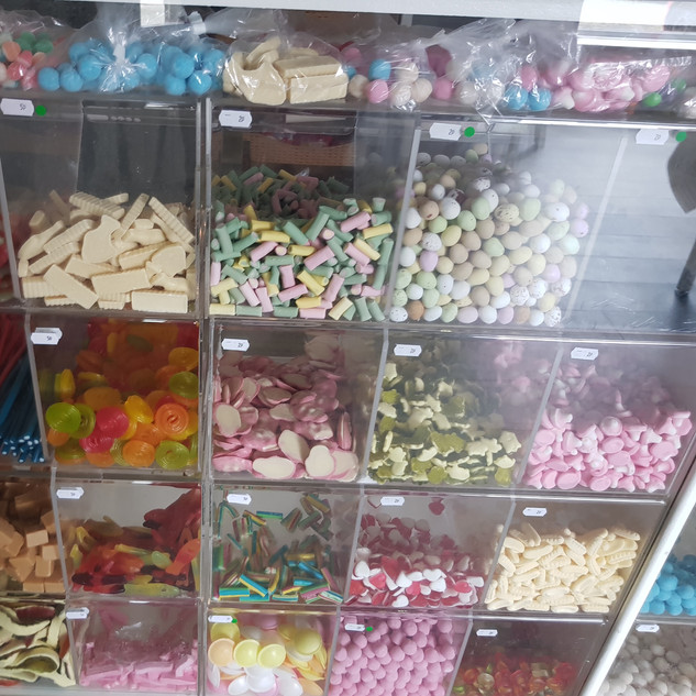 sweets from 1p -30p