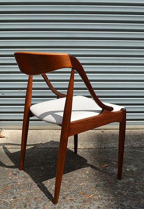 Johannes Andersen chairs/set of 6