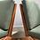 Thumbnail: Parker Scissor Armchairs/Pair
