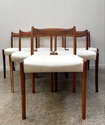 Fler '64' dining chairs/ set 6