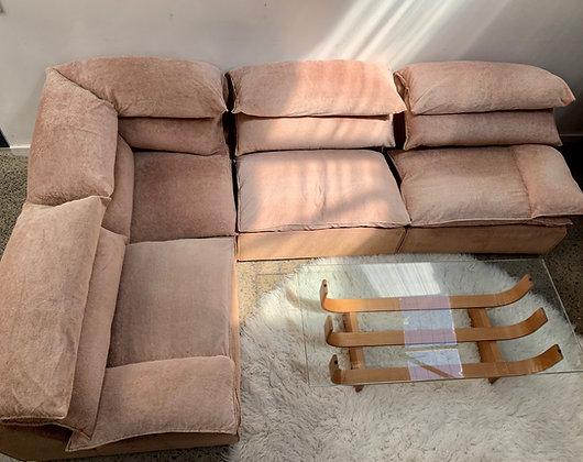 Monza Sofa from Niels Eilersen