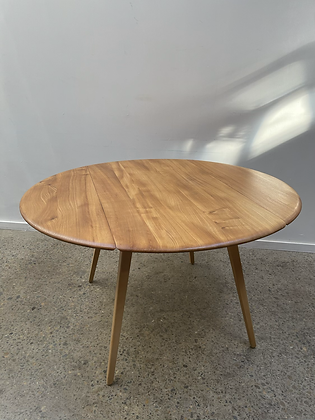 Ercol drop side table