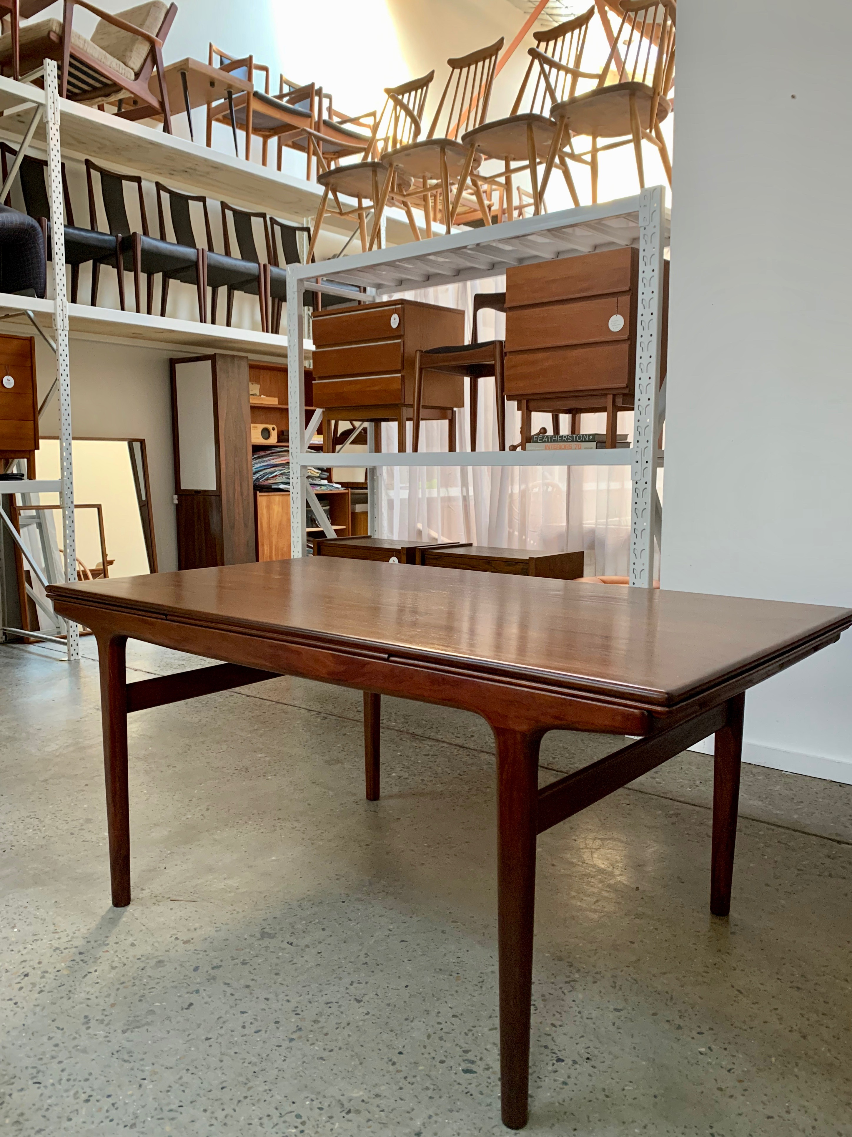 Johannes Andersen dining table