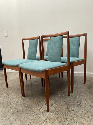 Parker Dining chairs x 4