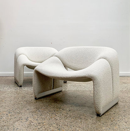 "Pierre Paulin ""Groovy chair"""