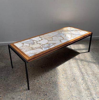 Framac marble coffee table