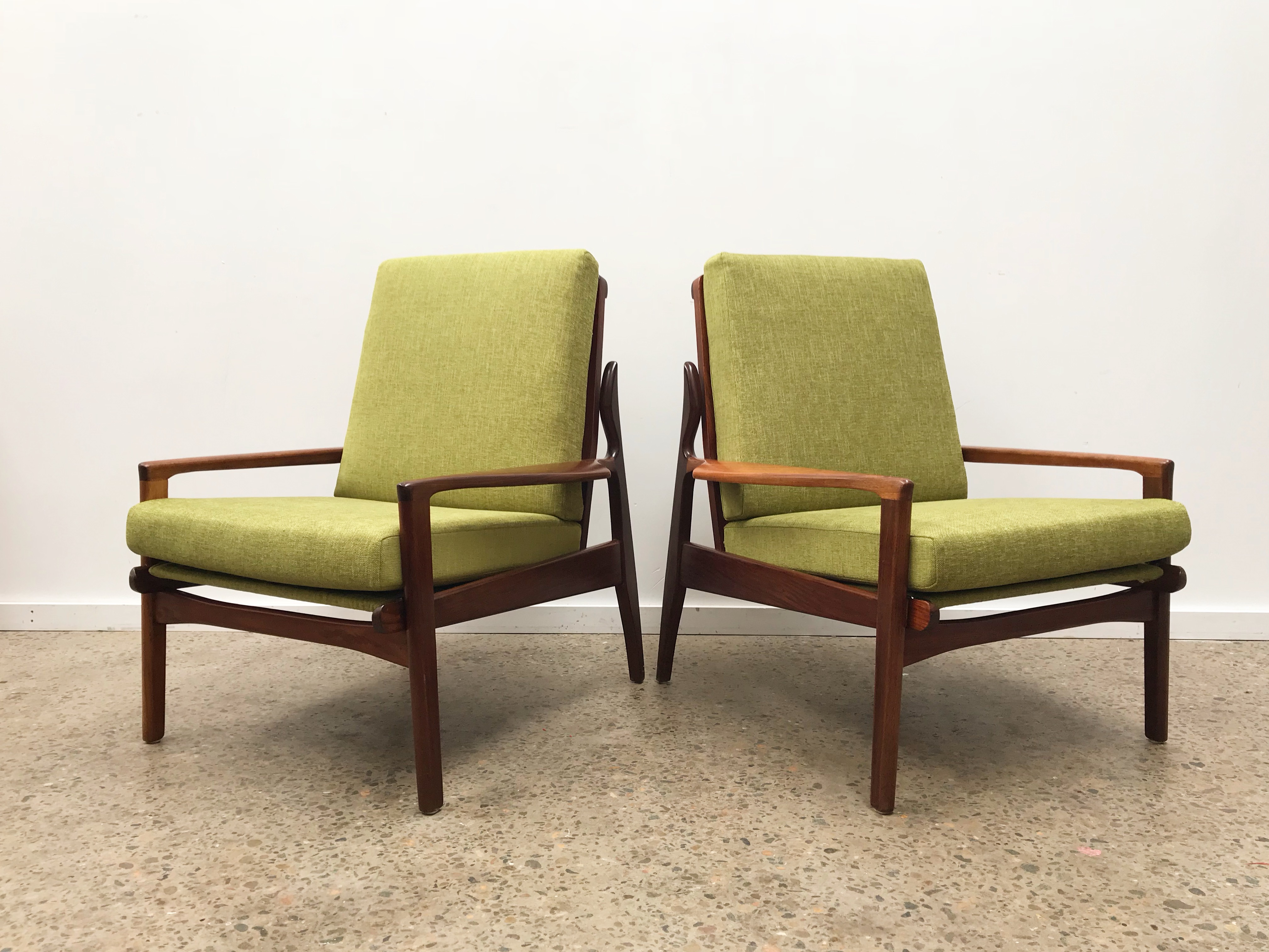 "Fler ""Narvik"" armchairs"
